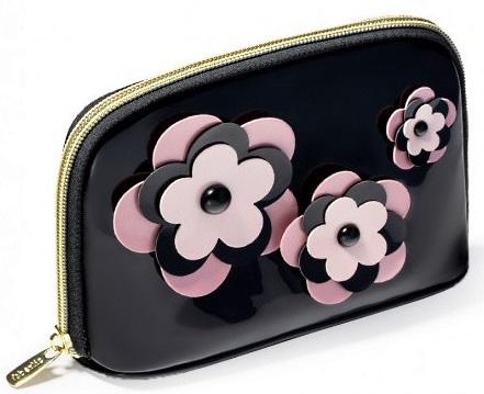ca9b6e869657 Косметичка «Цветы» средняя купить на сайте Фаберлик по цене 649 руб